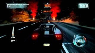 Need For Speed The Run - GamePlay Lamborgini 330km/h