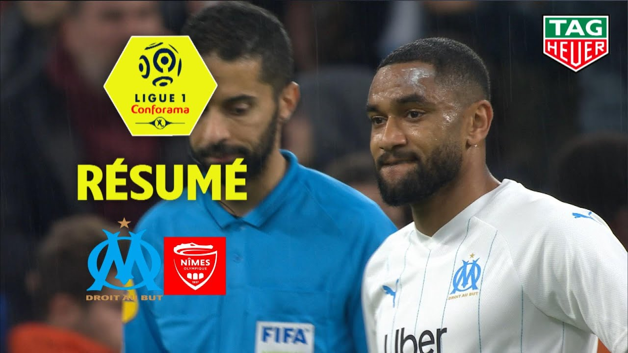 Marseille Vs Nimes 21 Dec 2019 Video Highlights Footyroom