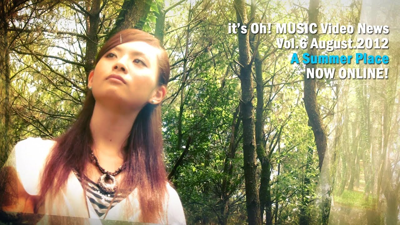 it's Oh! MUSIC Video News Vol.6 August.2012