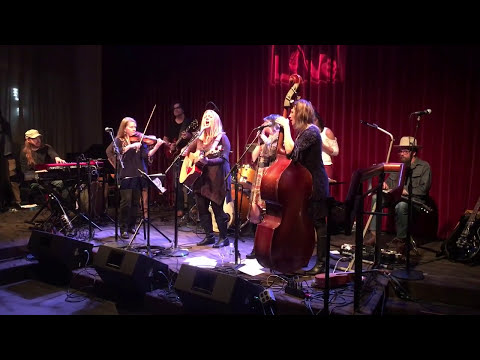 Mad World (cover) - at World Cafe, with Almshouse