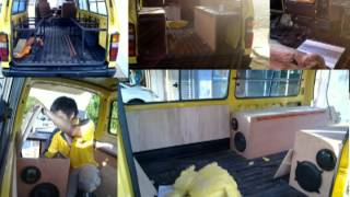 85 Toyota Hiace Camper Van rebuild A to Z