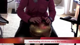 healing slit drum