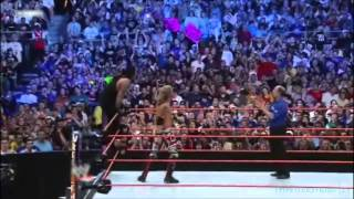 Undertaker vs Edge Wrestlemania 24 Highlights HD