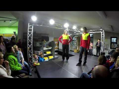 PFANNER & PROTOS Modenschau bei KRENGEL (06.11.2016)