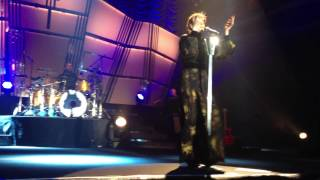 Florence + the Machine Only If For a Night Muenchen Zenith Intro 22.11.2012 live HD