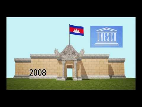 Preah Vihear temple border conflict between Cambodia and Thailand explained