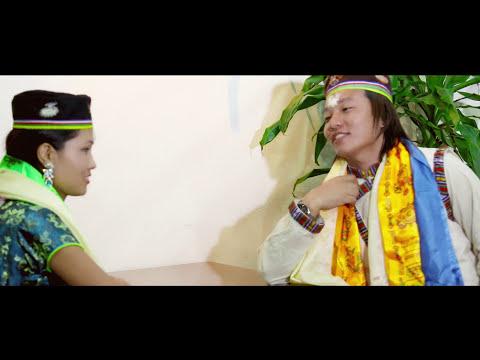 Bonbola Ngaden || Ramit Lama -Ft Dorjima || New Tamang Selo Pop Song 2017   ( official music video )