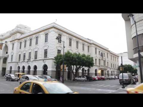 Guayaquil City - Tourism video
