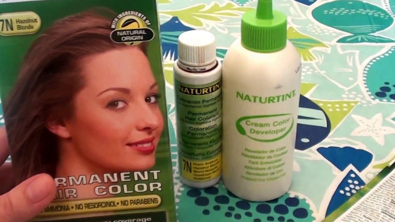Naturtint Permanent Hair Color 7n Hazelnut Blondeuelty Free