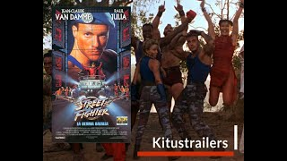 Street Fighter Trailer (Castellano)