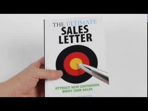 210 Review The Ultimate Sales Letter Dan Kennedy Youtube