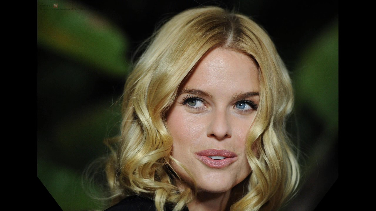 Элис Ив (Alice Eve) musical slide show - YouTube