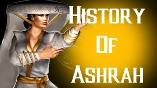 History Of Ashrah Mortal Kombat X