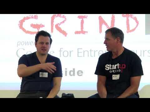 Mike Grabham, Startup Grind Eastside w/ Aaron Bird, CEO/Founder, Bizible