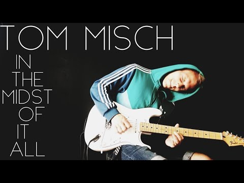 Tom Misch - In The Midst Of It All | guitar solo cover