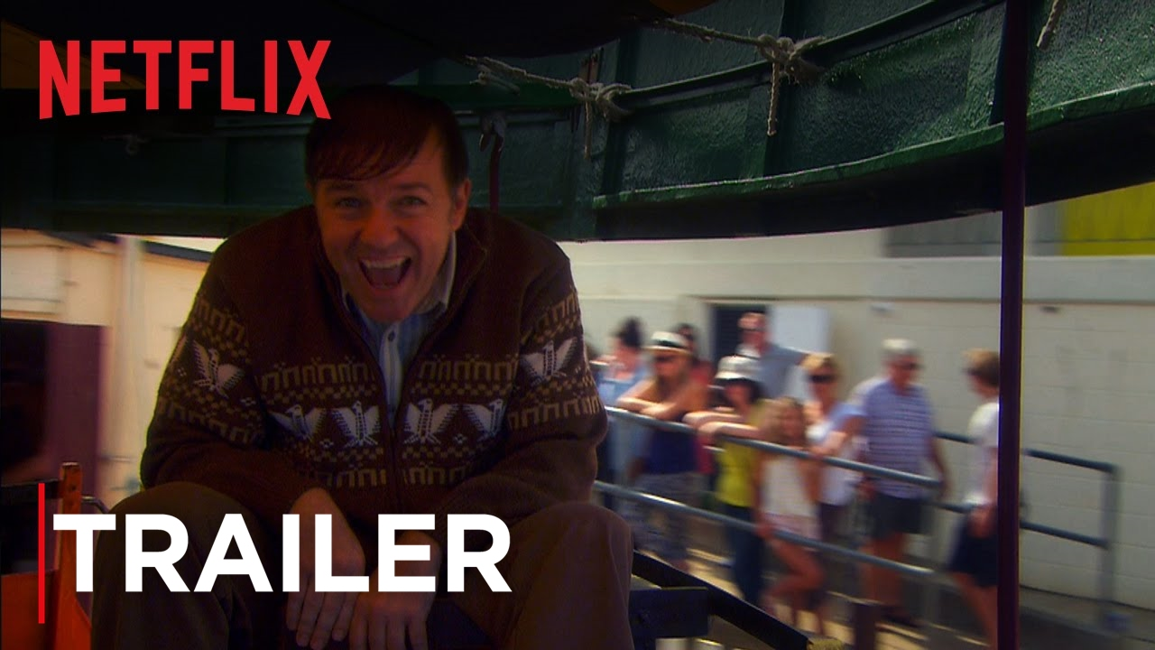 Download Derek   Full Trailer   Netflix