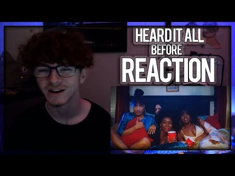 Dinah Jane (Heard It All Before) (REACTION)