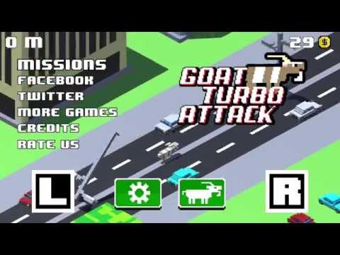 Goat Turbo Attack - Trailer