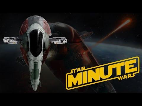 Slave I (Legends) - Star Wars Minute