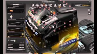 [ETS2]Euro Truck Simulator 2 Volvo Fh 2012 Turkish Tuning