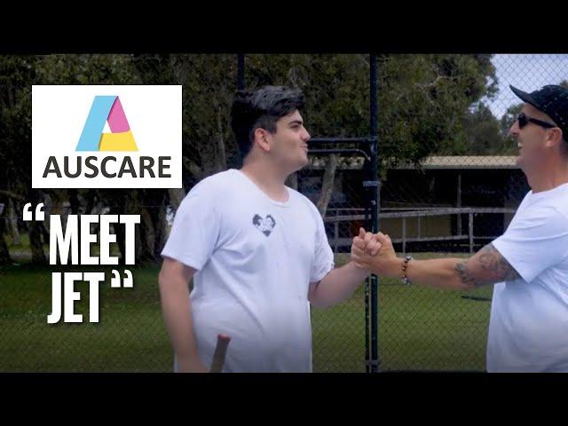 Auscare Support Plan Management -  Meet Jet