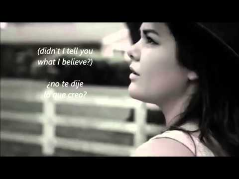 Yuridia - No Ordinary Love (subtitulado español + lyrics english)