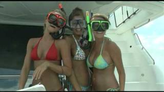 Im On A Boat- Girls in Bahamas