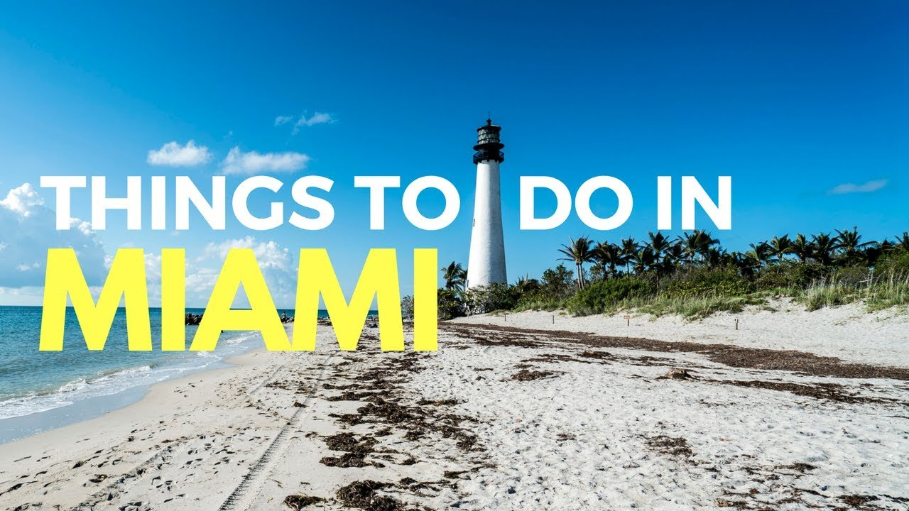 Things To Do In Miami What And Beach On A Budget