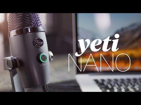 Yeti Nano | Premium USB Mic for Recording & Streaming