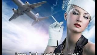 Ansambel KOLOVRAT - Stevardesa