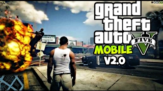 GTA SA Android: GTA V Mobile Mod v2.0