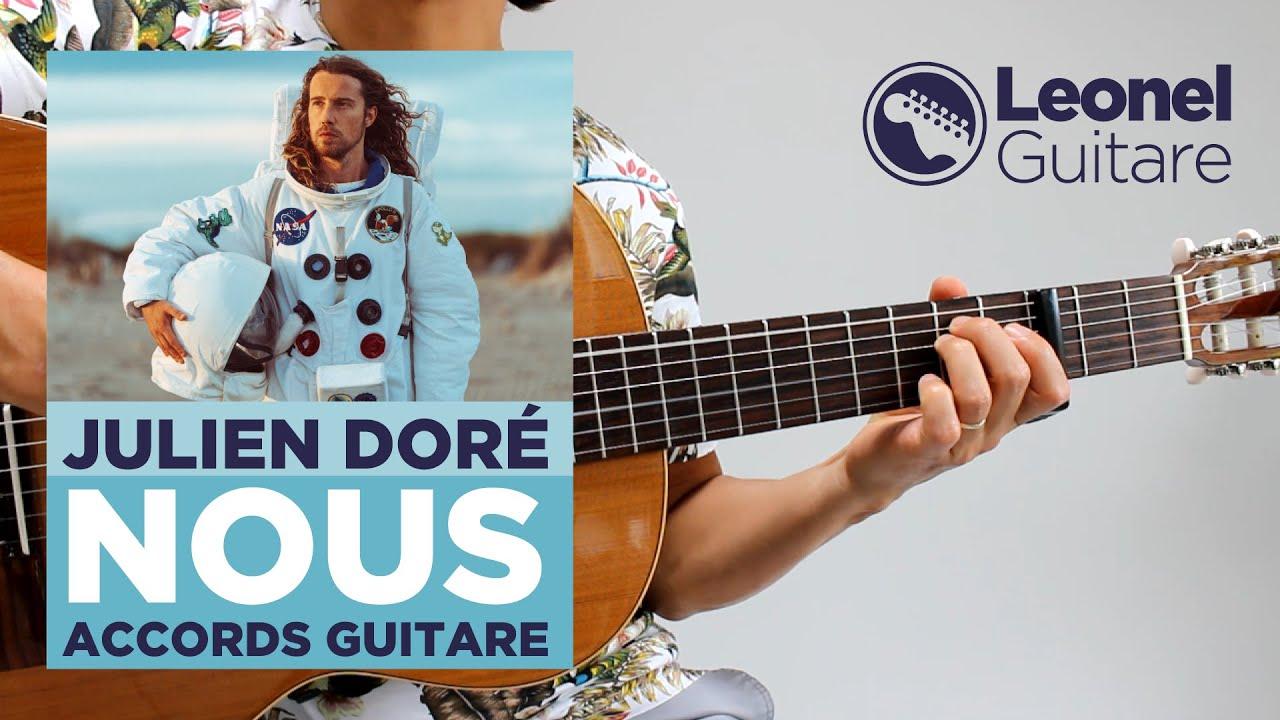 Julien Doré - Nous - accords guitare Chords - Chordify