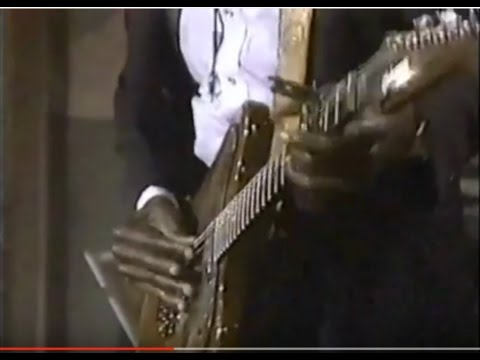 "Clarence Gatemouth Brown ""Got My Mojo Workin"