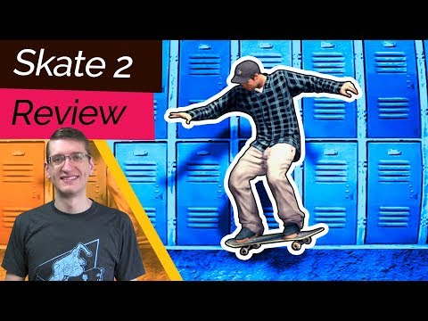 Skate 2 - Best Skateboarding Game Ever Made? Full Review