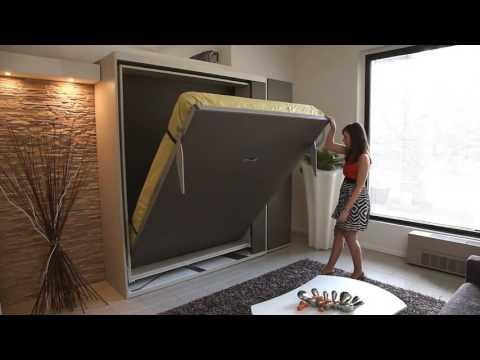 METROPOLIS Wall Bed - Milano  Smart Living