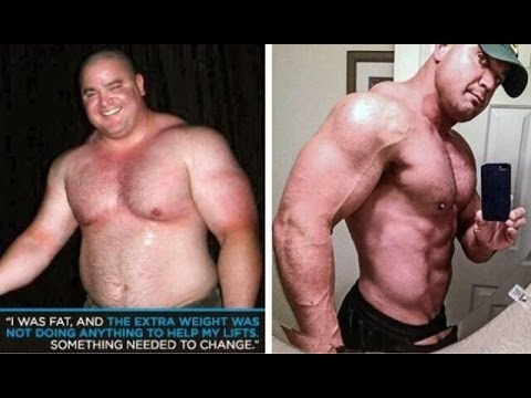 From FAT Powerlifter to JACKED Metrosexual...The Mark Bell Story