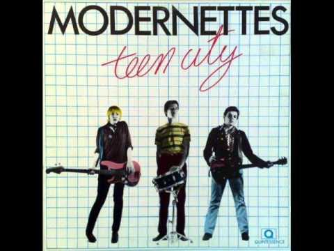 Modernettes - Teen City FULL EP