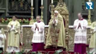 Abschied von Papst Benedikt XVI. in Rom