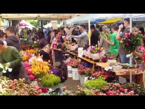 Portland's Farmers' Market