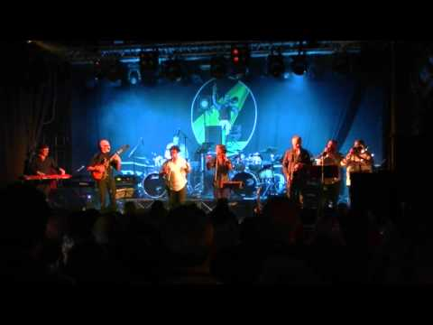 4Gotten Funk live at the Holmfirth Picturedrome
