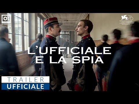 L' UFFICIALE E LA SPIA di Roman Polanski (2019) - Trailer Ufficiale HD