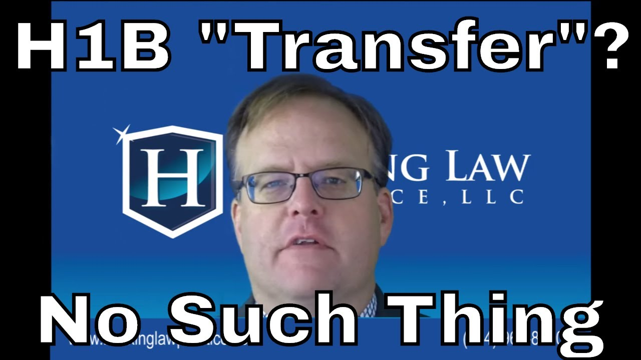H1b Transfer Denied