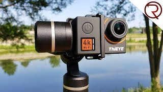 An Action Camera with Voice Commands and Real 4K - ThiEYE T5 Edge Review