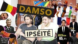 PREMIERE ECOUTE - DAMSO - IPSÉITÉ - ALBUM RAP FRANCOPHONE DE L'ANNÉE ?
