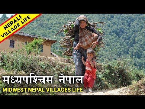 Village Life Of Nepal | Visit To Midwest Nepal 😍😎| IamSuman
