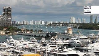 [ITA]  MIAMI YACHT SHOW 2019 - The Boat Show