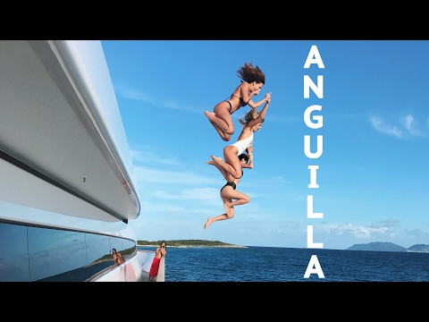 Song of Style Goes to Anguilla