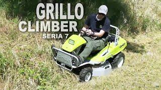 Karczownica samojezdna GRILLO Climber seria 7