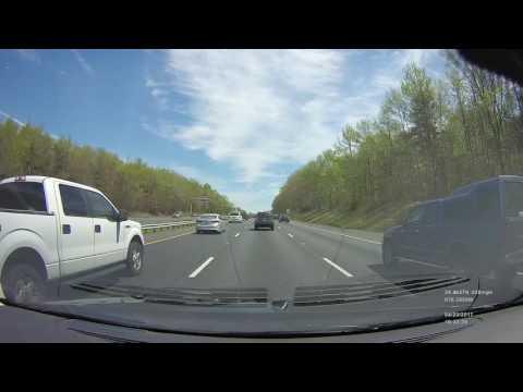 Time Lapse Drive - Washington, DC to Philadelphia