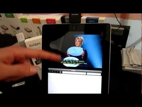 Elgato EyeTV Mobile For Apple IPad 2: Hands-on